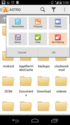 Screenshot 2 of ASTRO File Manager with Cloud