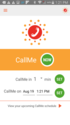 Screenshot 1 of CallMe 1.2