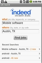 Screenshot 5 of Indeed Job Search (Búsqueda de Empleo) (Android) 1.4