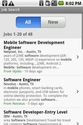 Screenshot 6 of Indeed Job Search (Búsqueda de Empleo) (Android) 1.4
