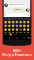 Screenshot 3 of Kika Emoji Keyboard 4.3.0