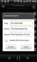 Screenshot 1 of MIUI Music Player 1.4.22