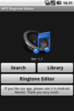 Screenshot 1 of MP3 Ringtone Maker 1.92