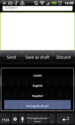 Screenshot 15 of MultiLing Keyboard 1.1.7