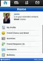 Screenshot 3 of MySpace Mobile 1.8.3