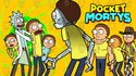 Screenshot 5 of Pocket Mortys 1.0.9