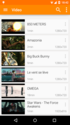 Screenshot 6 of VLC for Android varies-with-device