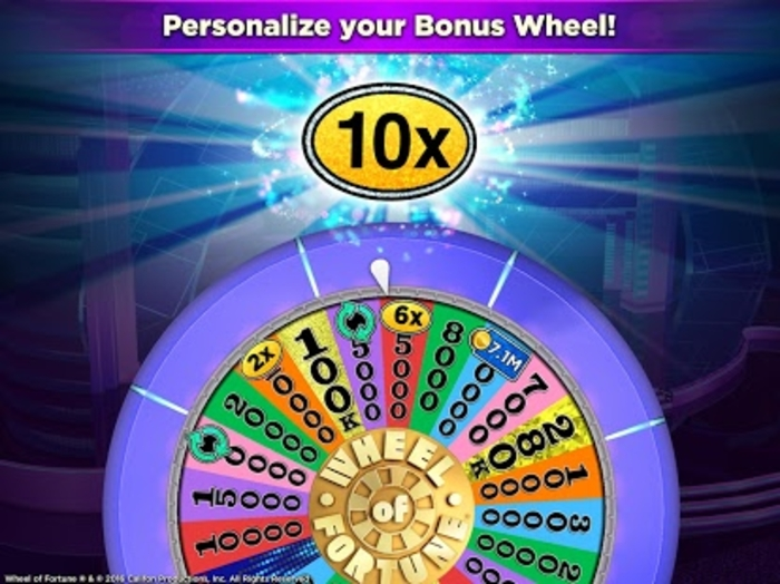 casino wheel of fortune