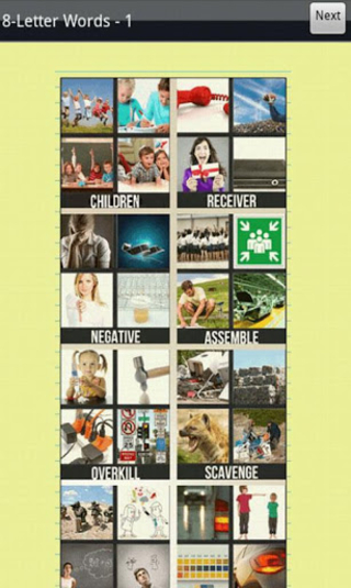 4 Pics 1 Word Cheats Answers Review