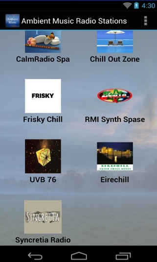Ambient Music Radio Stations - Review