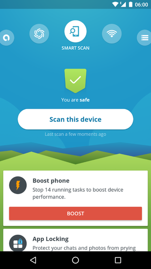 Avast Mobile Security & Antivirus - Review