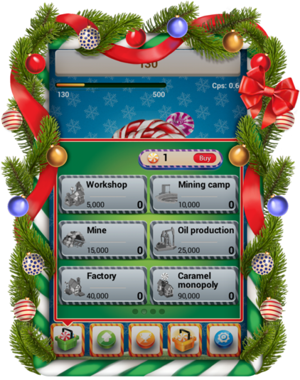 Christmas Cookie Clicker - Review