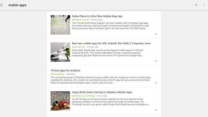 Google News & Weather - Review