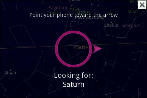 Google Sky Map - Review on