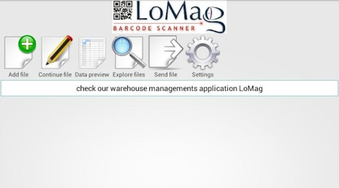 LoMag Barcode Scanner to Excel - Review