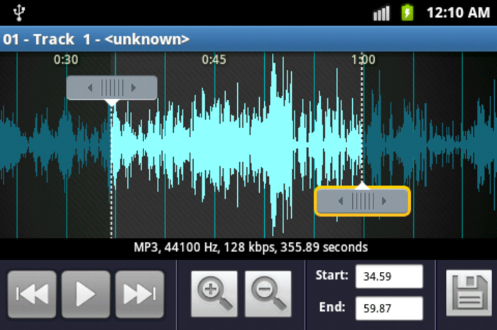 Mp3 ringtone cutter free download software.