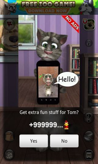 Talking Tom Cat 2 - Review