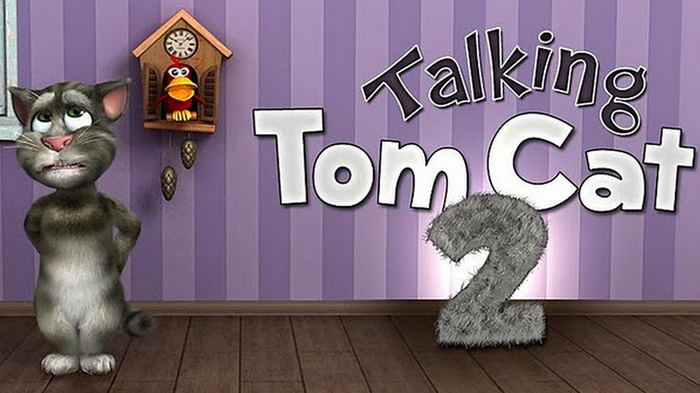 Talking cat 2 game download.