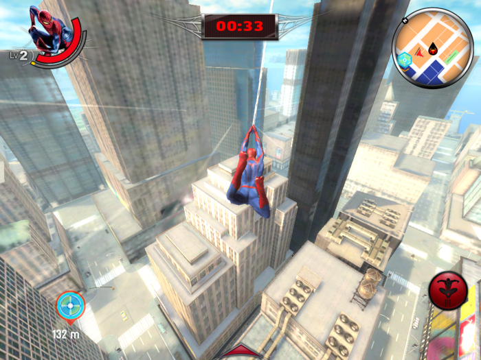 The amazing spider-man android game free download [full version].